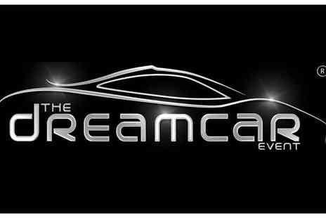 The Dreamcar Event - The Dreamcar Event Family Ticket, 12 June at Croft Circuit - Save 39%
