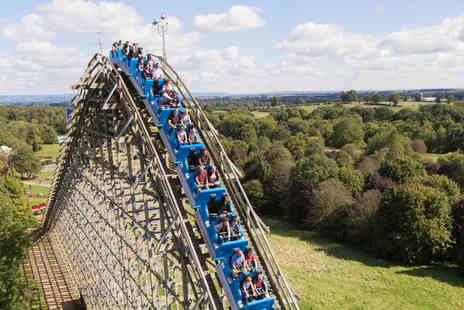 Lightwater Valley Theme Park - One day ticket to Lightwater Valley Theme Park, Ripon for those over 1m tall with a queue jump pass for one ride - Save 0%