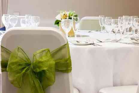 Holiday Inn - Wedding Package with Breakfast for 40 Day Guests and Evening Buffet for 80 Guests - Save 50%