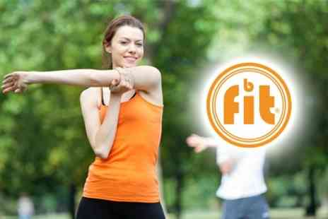 Bfit Bootcamp - Choice of One Month £19 of Boot Camp and Boxercise Sessions - Save 62%