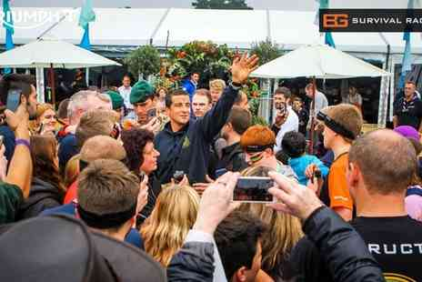 Bear Grylls Festival - Bear Grylls Festival Entry for One, Two or Four on 8 and 9 October - Save 88%