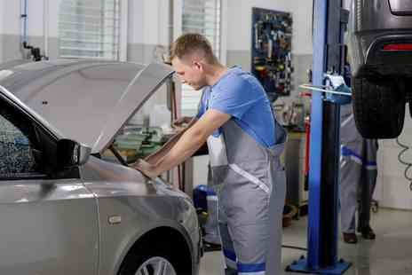 Empire Garages - MOT with Free Re Test - Save 51%