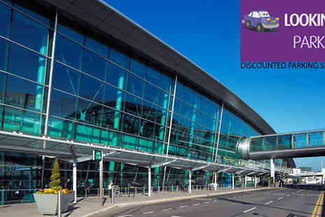 Looking4Parking -  Up to 18% Off Park & Ride Services at Dublin International Airport - Save 0%