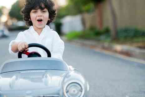 Jaidens Rental - Three Hour Toddler Driving Experience with a Three or Five Car Selection - Save 50%