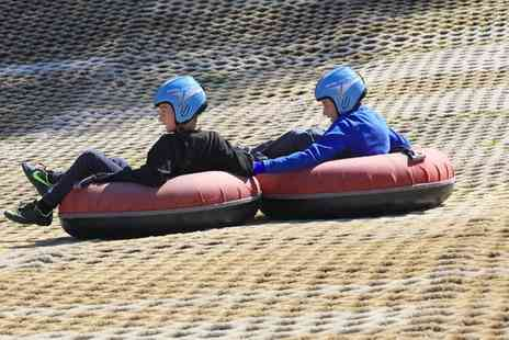 Alpine Snowsports Centre - One Hour Donutting for One, Two or Four - Save 42%