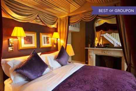The Colonnade Hotel - One Night Stay For 2 With Breakfast With Option For Tea, Dinner, Wine, Prosecco, Roses - Save 49%