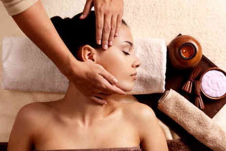 Serene Mind and Body - Online Indian head massage course or one day attendance based diploma course - Save 89%