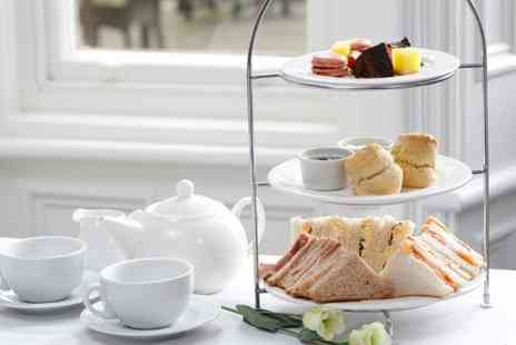 Best Western Burn Hall Hotel - Afternoon Tea with Entry to York Bird of Prey Centre for Two or Four - Save 68%