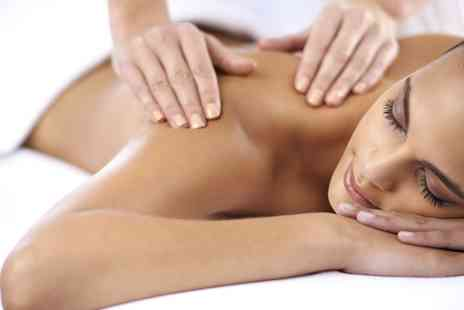Coco Hair - 30 Minute Back or One Hour Full Body Massage - Save 36%