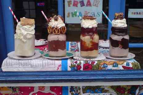 Freak Shakes - Shakes for Two or Four - Save 0%