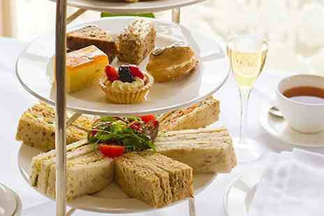 Best Western Guide Post Hotel - Traditional or Sparkling Afternoon Tea for Two - Save 0%