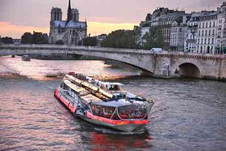 Bateaux Mouches - Discover the historic sights of Paris, as seen from the Seine - Save 0%