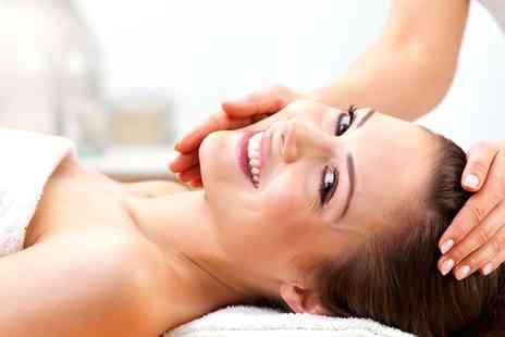 Faith Elder Beauty Academy - Facial with Upper Back, Neck and Shoulder Massage or Full Body Hot Stone Massage - Save 53%