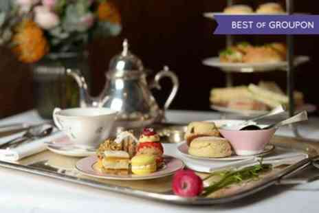 The Royal Horseguards - John Whaites Champagne Afternoon Tea for One or Two - Save 49%