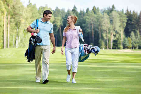 Open Fairways - 12 month Open Fairways multi privilege golf membership - Save 79%