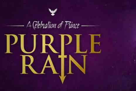 Curated by Groupon Events - Ticket to Purple Rain Live on 3 September to 21 December - Save 0%