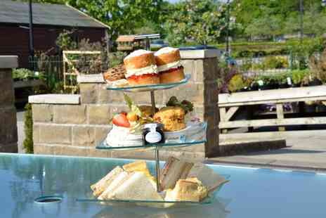 Tweedmill Shopping Outlet - Afternoon Tea for Two or Four - Save 0%