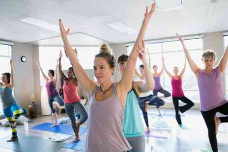 Move GB - Yoga, Pilates, Tai Chi or Other Sessions - Save 83%