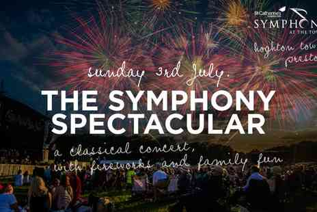 Cuffe and Taylor - Ticket to Symphony Spectacular, Symphony On 3 July - Save 0%