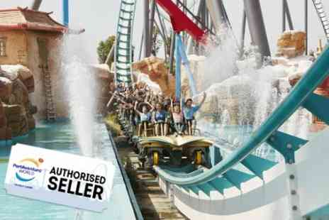 PortAventura World - Seven Day 2 Park Special Early Booking offer - Save 0%