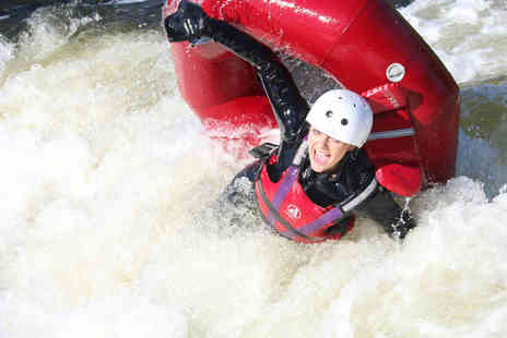 National Water Sports Centre - 90 minute white water tubing experience - Save 51%