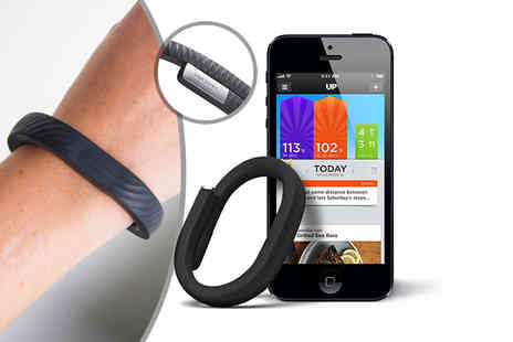 Heads Group - Refurbished Jawbone UP24 activity wristband - Save 61%