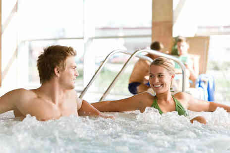 Activity Superstore - Health club day pass for two - Save 53%