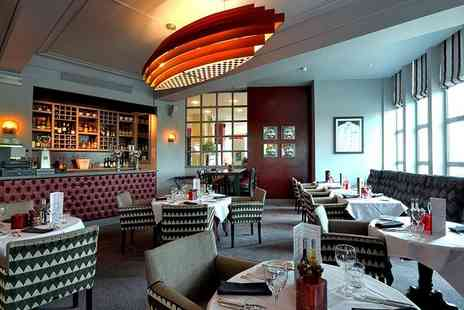 Marcos New York Italian - Pizza and a glass of Prosecco or bottle of Peroni for two - Save 55%