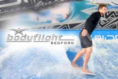 Bodyflight - One Hour Introductory Flowboarding Session for £15 - Save 62%