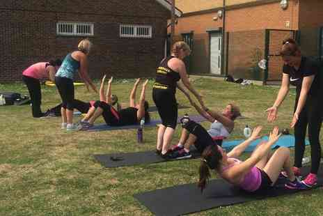 Booty Tone Camp - 10 Sessions of Mum Friendly Booty Tone Camp - Save 67%