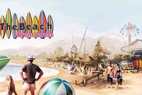 Urban Beach Festival - Urban Beach Festival Entry and Activity Tokens, 1 July To 4 September - Save 0%