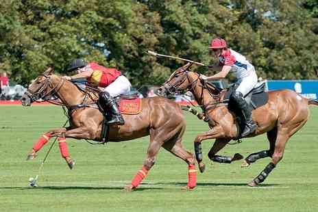 Guards Polo Club - One or Two Standard Tickets to the Coronation Cup 2016 - Save 40%