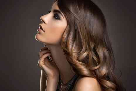 Fifty Eight Hair Design - Wash, Cut and Blow Dry with a Creative Stylist or the Salon Director - Save 40%