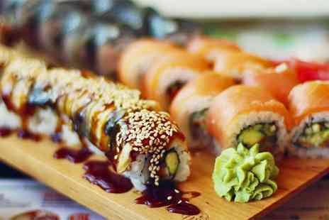 IRO Sushi - All You-Can-Eat Sushi and Hot Food with Drink for Up to Four - Save 0%