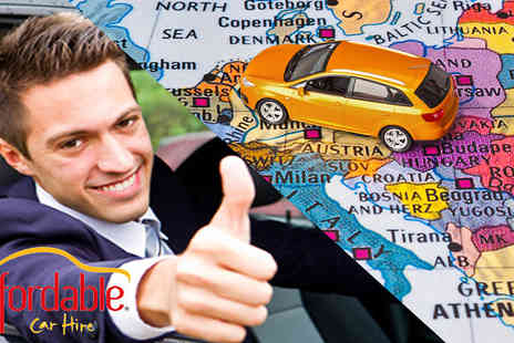 Affordable Car Hire - International Airports Worldwide Discounted Holiday Car Hire - Save 0%