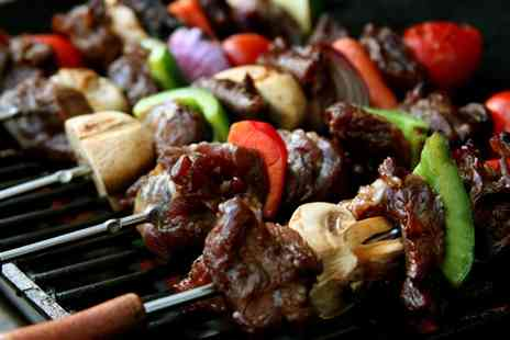 Rodizio Rico O2 - All You Can Eat Brazilian BBQ With Cocktail - Save 40%