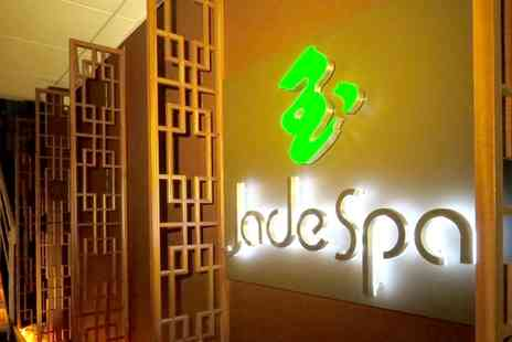 Jade Spa - Spa Entry with Five Treatments and Afternoon Tea for One or Two - Save 64%