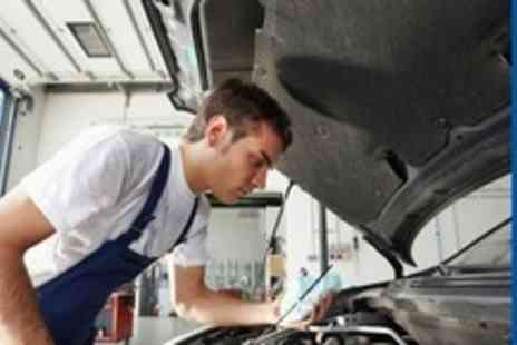 Best Fit Tyres - Full Service With Oil and Filter Change Plus Complete Valet and MOT - Save 67%
