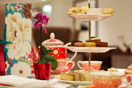 Amba Hotel Marble Arch - Afternoon tea for two - Save 0%