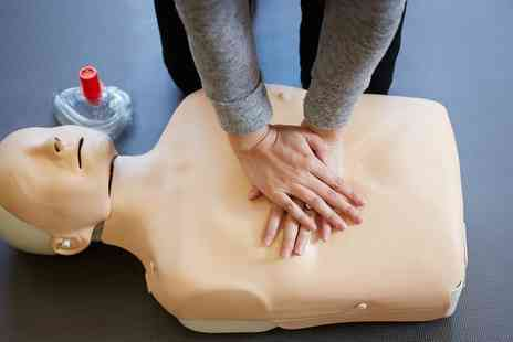 First Aid Training Organisation - One Day First Aid Course with Three Year Certificate for One or Two - Save 0%