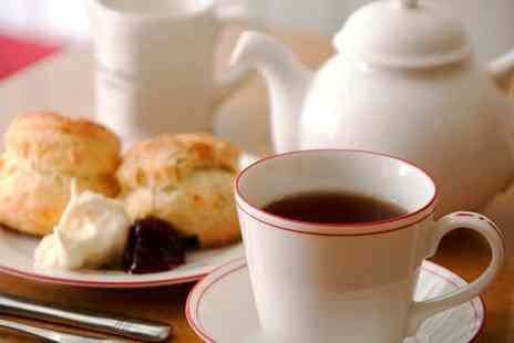 The Sun Pier House Tearoom - Vegan Cream Tea for Two or Four - Save 41%