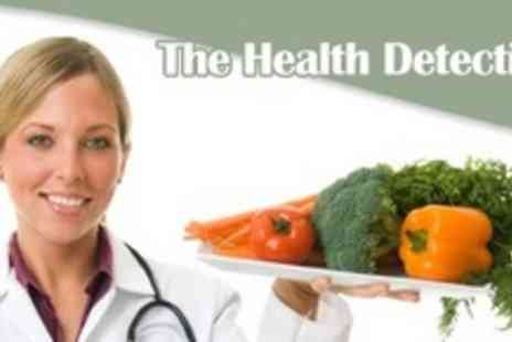 The Health Detective - Asyra Food Test - Save 60%