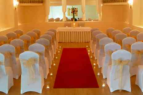 The Bridge Hotel - Wedding Package for 50 Day Guests and 80 Evening Guests - Save 61%