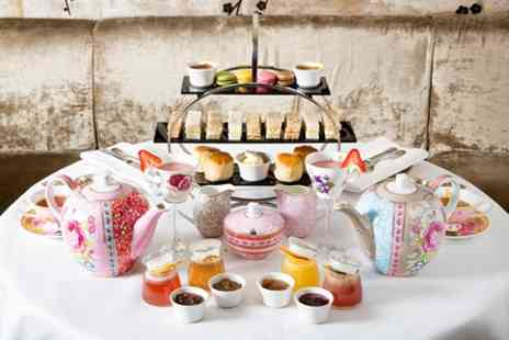 Hush - Gin and Jam High Tea for Two - Save 0%