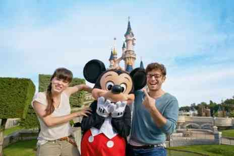 Disneyland Paris - Admission to Disneyland Park AND the Walt Disney Studios Park for 1 day and a 1 hour cruises starting at the Eiffel Tower - Save 0%