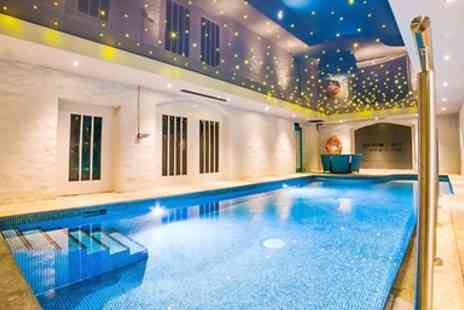 The Corran Resort & Spa - Stylish Spa Day including Facial & Afternoon Tea - Save 46%