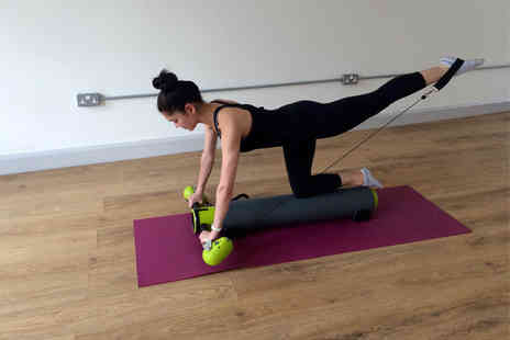 Fitness Fusions - Five classes of movement on the roller Pilates - Save 75%