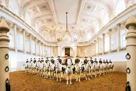The Spanish Riding School - The Spanish Riding School  Seated Tickets - Save 0%