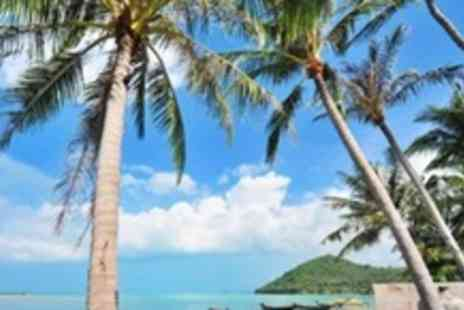 Elements Boutique Resort & Spa - Seven Night Deluxe Stay For Two With Transfers, Breakfast and Wine in Koh Samui - Save 68%