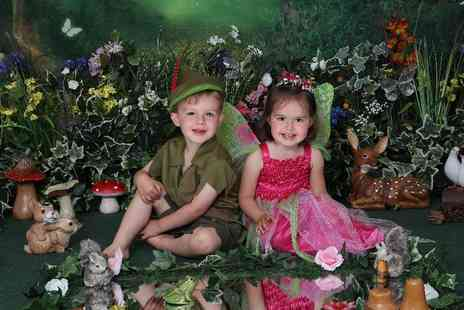 Andreas Photography - Fairy & Elf Photoshoot - Save 80%